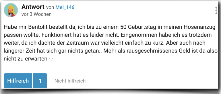 Kundenrezension
